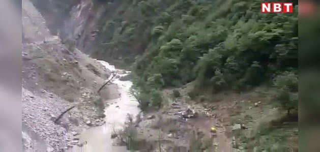 देखिए, उत्तराखंड के धारचूला में सीमा के पास उतरा नेपाल का हेलिकॉप्टर
