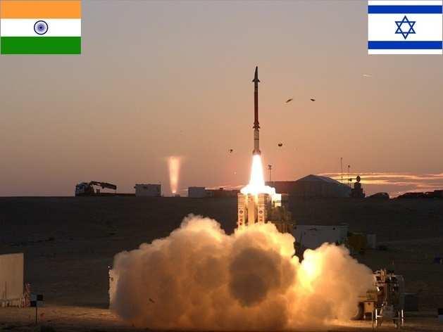 चीन के S-400 से खतरा, भारत को रक्षा कवच देगा इजरायल!