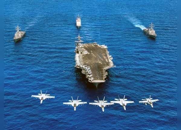 भारत, ताइवान समेत 25 देशों की नौसेनाओं को निमंत्रण