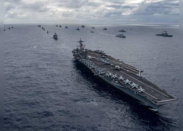 दमखम दिखाएंगी नौसेनाएं