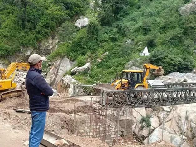 पिथौरागढ़ में जिस ब्रिज को BRO ने 6 दिन में बनाया, वो चीन से लड़ने के लिए इतना जरूरी