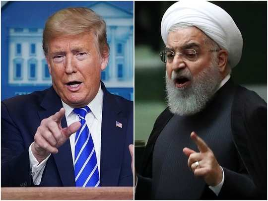Trump Rouhani
