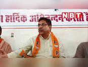 राजस्थान BJP प्रदेशाध्यक्ष ने कहा- congress के लिए अकबर महान, प्रताप नहीं!