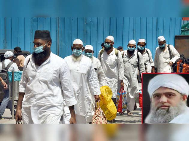 दिल्ली पुलिस ने चार्जशीट में कहा, तबलीगी जमात प्रमुख ने जानबूझ कर लोगों का जीवन खतरे में डाला
