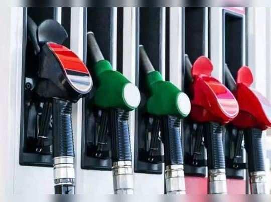 petrol diesel rate in chennai