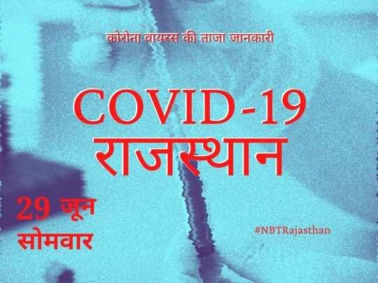 कोरोना वायरस राजस्थान न्यूज