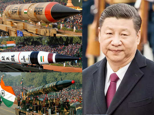 nuclear powered indian ballistic missile system agni capable of targeting china amid tension at ladakh