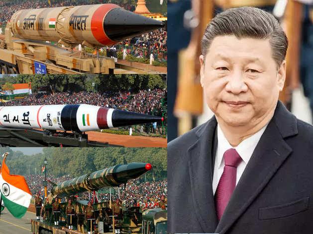 भारत का 'अग्निबाण', जिसमें है चीन को मिनटों में उड़ाने की ताकत