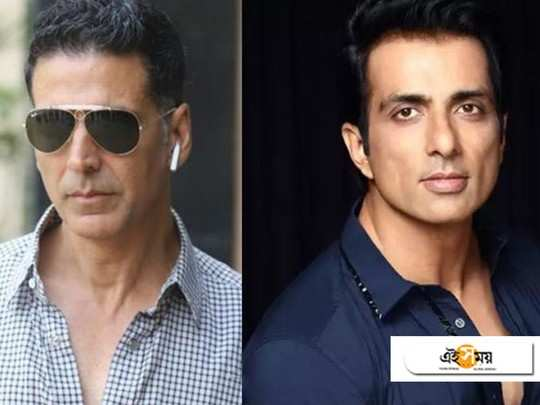 Twitterati demand Bharat Ratna for Akshay Kumar and Sonu Sood for their extraordinary contribution during COVID-19 pandemic