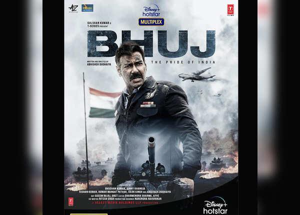 Bhuj: The Pride of India - Ajay Devgan, Sanjay Dutt, Sonakshi Sinha