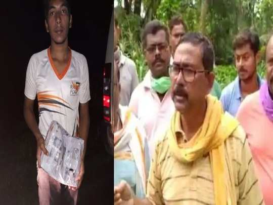 burglary at nadia tmc mlas house, nephew arrested after investigation