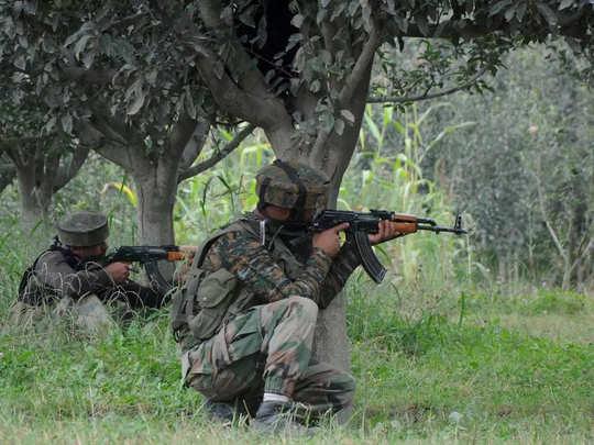 अनंतनागमध्ये २ दहशतवादी ठार (संग्रहित छायाचित्र)