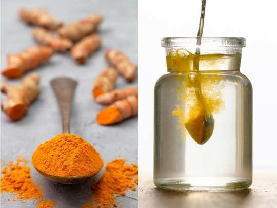 how to use turmeric to remove pimples acne and black spots