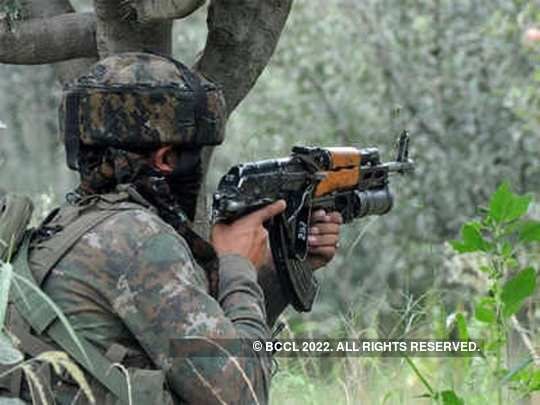 Jammu and Kashmir: Two terrorists killed in encounter in Anantnag district