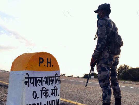 APF-at-Nepal-India-Border