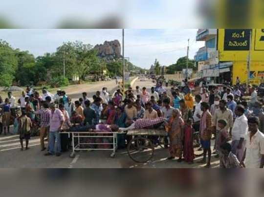 అనంతపురంలో కరెంట్ షాక్తో అన్నదమ్ములు మృతి