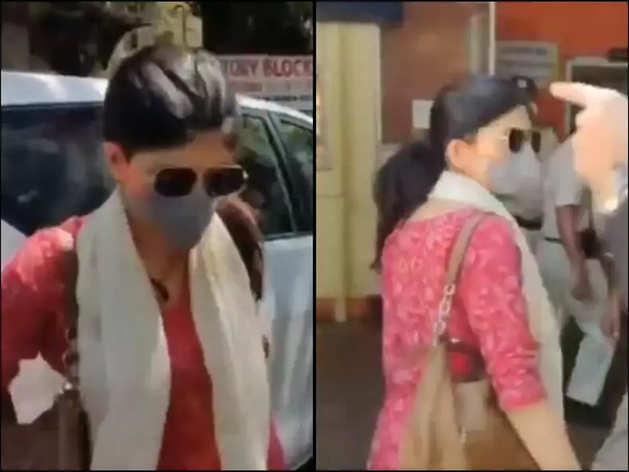 Sanjana Sanghi interrogated in Sushant case