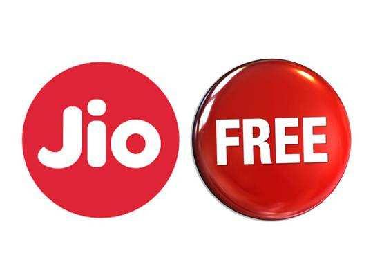 Jio Free Data Offer