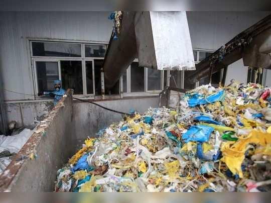 corona medical waste