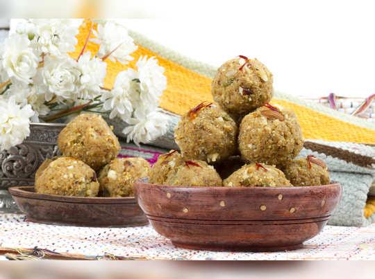 Laddu Sweet Food