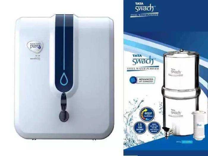 water purifier on amazon