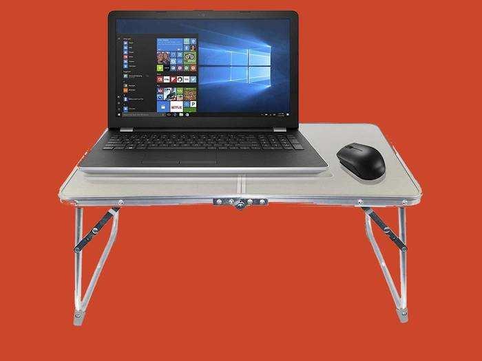 Laptop table on amazon