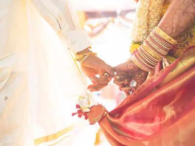 कोरोना काल में शादी (सांकेतिक फोटो)