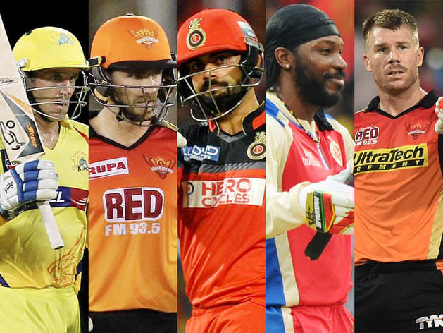 IPL: एक सीजन में सबसे ज्यादा रन बनाने वाले टॉप 5 बल्लेबाज