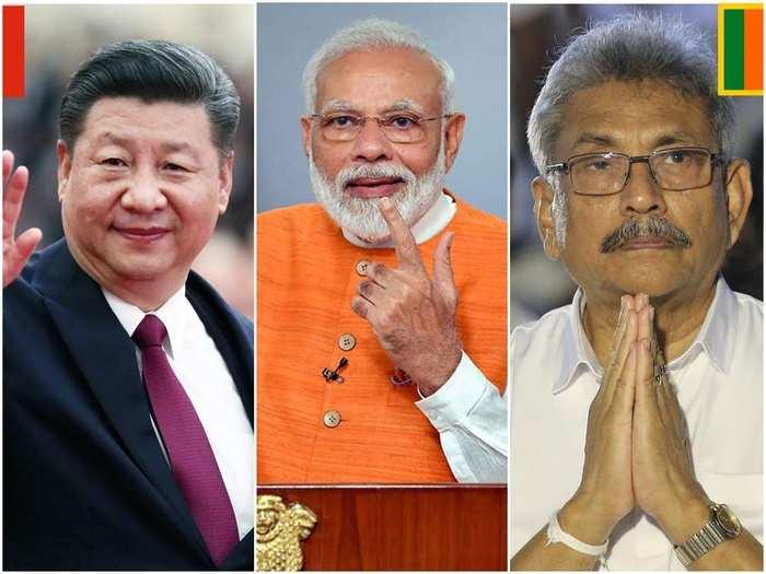 China Srilanka Debt
