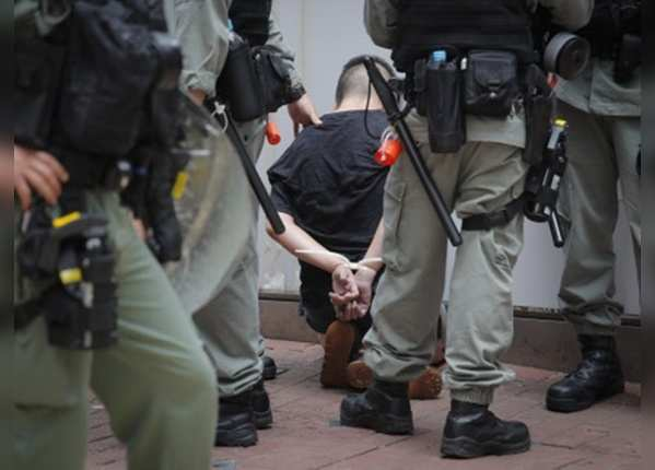 चीनी राष्ट्रीय सुरक्षा कानून के अंतर्गत होगी सजा