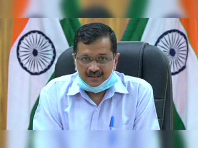 कोरोना वायरस संकट: अरविंद केजरीवाल ने कहा - दिल्ली में स्थिति 'चिंताजनक' नहीं