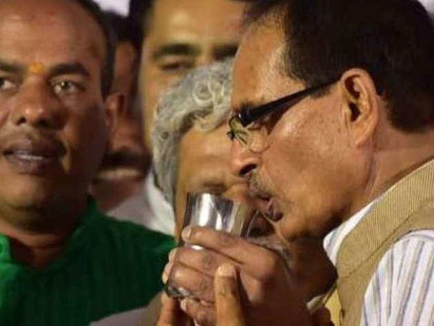 शिवराज सिंह चौहान ने विष पीने वाला बयान देकर बयां किया अपना दर्द।