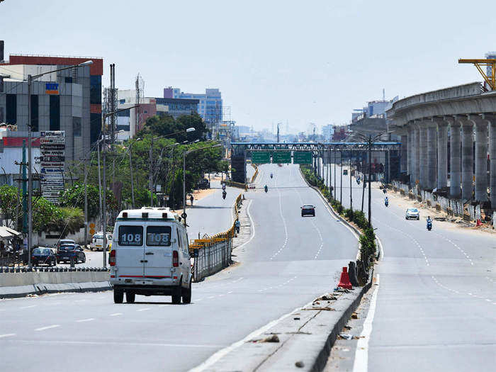 Curfew in Mumbai