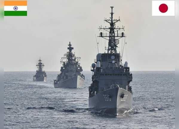 हिंद महासागर में जापान सक्रिय