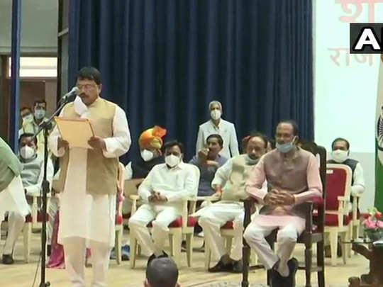madhya pradesh cabinet expansion: meet new minister in shivraj singh chouhan cabinet