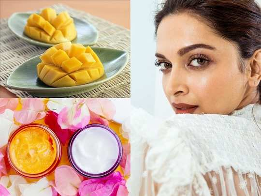 mango facial at home