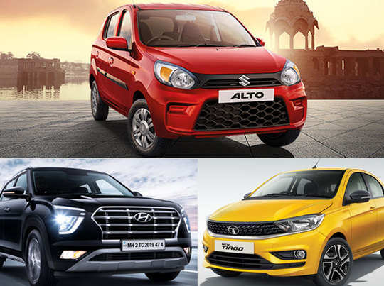 maruti suzuki alto number one in top 10 selling cars of june 2020 in india