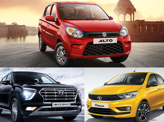 Maruti Suzuki Alto की नंबर-1 पर वापसी, देखें टॉप 10 कारें