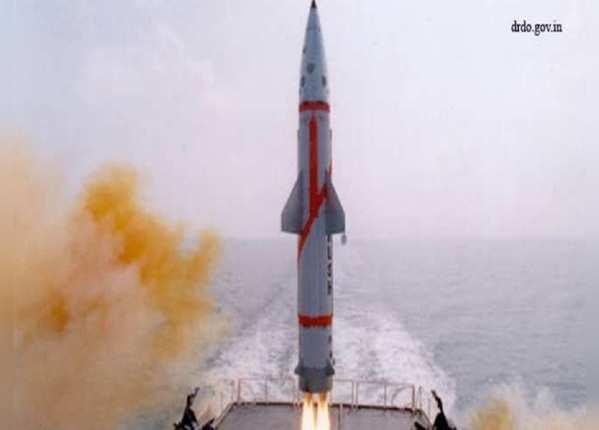 स्वदेशी तकनीक से निर्मित है अस्त्र मिसाइल