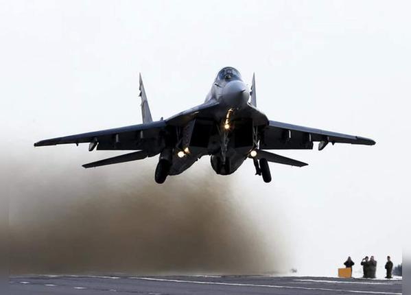 2000 किलोमीटर प्रतिघंटा रफ्तार से उड़ान भर सकता है मिग-29