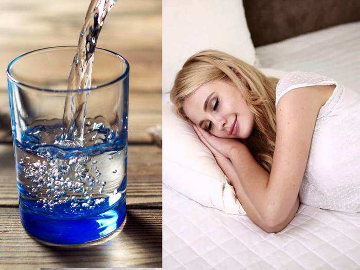 Drink To Help You Sleep : रात में नींद नहीं आती है तो पानी में मिलाएं यह 2 चीज, आएगी गहरी नींद
