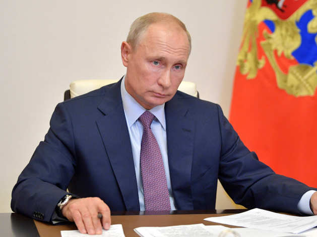 बदला रूस का संविधान, 2036 तक राष्ट्रपति रहेंगे व्लादिमीर पुतिन
