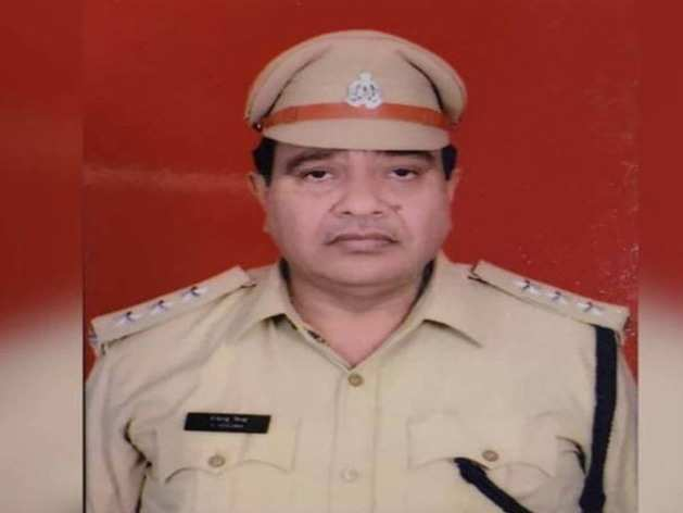 शहीद डीएसपी देवेंद्र मिश्रा