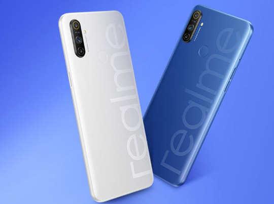 Realme Narzo 10A की सेल, ऑफर में कैशबैक और इंस्टैंट डिस्काउंट का फायदा