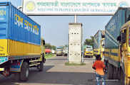 ममता की रोक के कारण बंगाल सीमा से बांग्लादेश को निर्यात...
