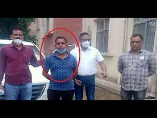 रंजनकुमार मिश्राला यूपी एसटीएफने केली अटक