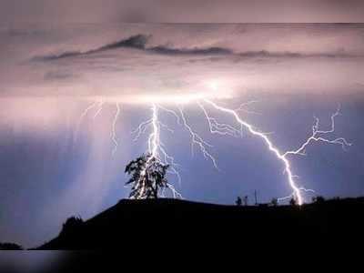 झारखंड में आकाशीय बिजली का कहर, आठ लोगों की मौत