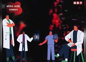 Corona: जयपुर, जोधपुर में सबसे ज्यादा कोरोना संक्रमण, 10 मरीजों की मौत