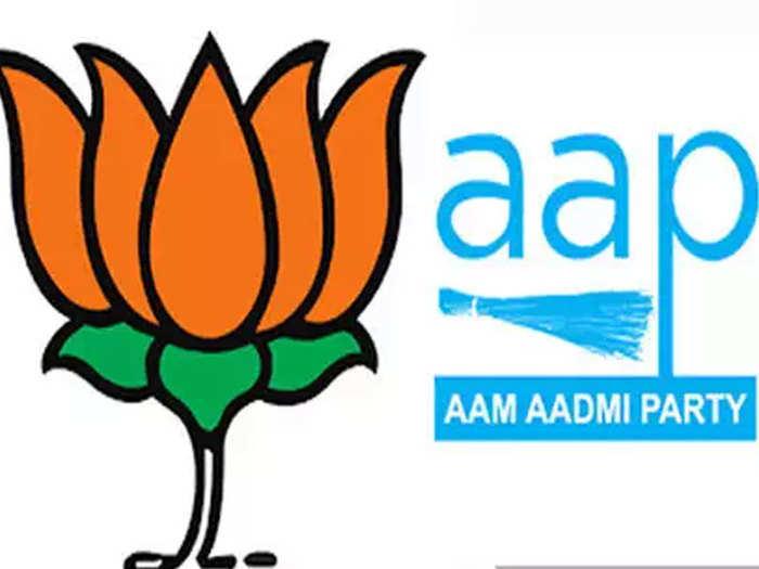 BJP-vs-AAP