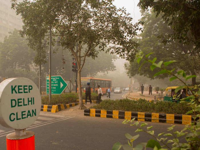 clean-Delhi